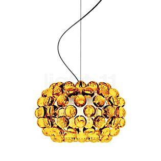 Foscarini Caboche Sospensione piccola gold