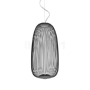 Foscarini Spokes 1 Sospensione My Light LED graphit