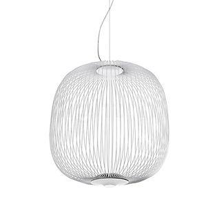 Foscarini Spokes 2 Large Sospensione My Light LED blanc