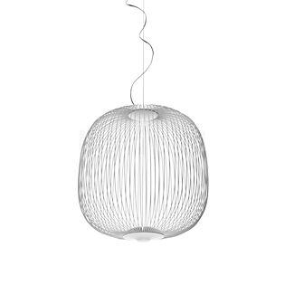 Foscarini Spokes 2 Sospensione My Light LED wit , uitloopartikelen