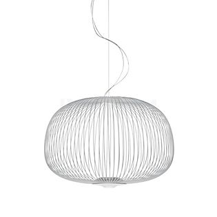 Foscarini Spokes 3 Sospensione My Light LED weiß , Auslaufartikel