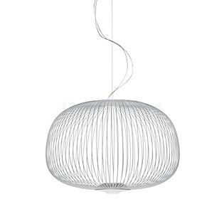 Foscarini Spokes 3 Sospensione My Light LED wit , uitloopartikelen