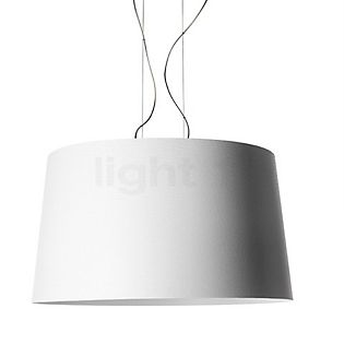 Foscarini Twice as Twiggy Sospensione LED weiß