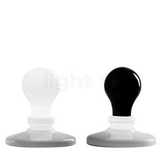 Foscarini White Light + Black Light Tafellamp LED wit + zwart/wit