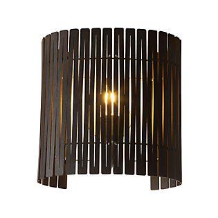 Graypants Kerflights Lampada da parete Espresso