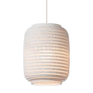 Graypants Scraplights Ausi Pendelleuchte weiß, ø19 cm