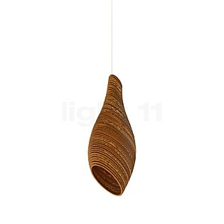 Graypants Scraplights Nest Pendelleuchte natur, ø24 cm