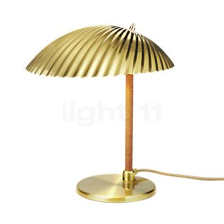 Gubi 5321 Table Lamp brass polished