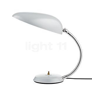 Gubi Cobra Lampe de table blanc mat