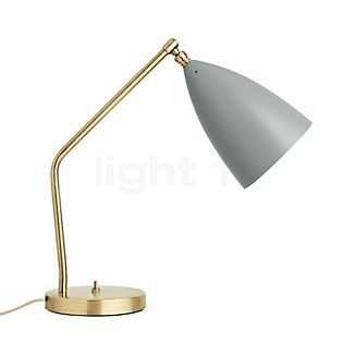 Gubi Gräshoppa Table lamp blue-grey