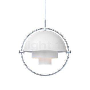 Gubi Multi-Lite Pendant light brass/black