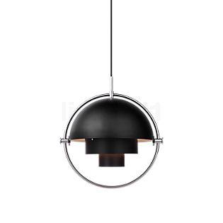 Gubi Multi-Lite Pendant light Mini black/chrome