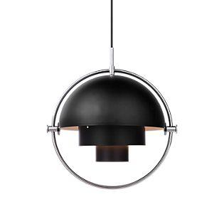 Gubi Multi-Lite Pendant light chrome/black