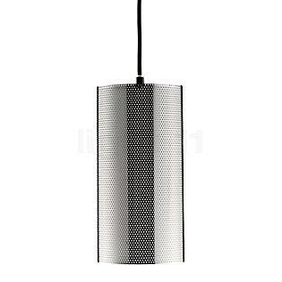 Gubi Pedrera H2O, lámpara de suspensión níquel