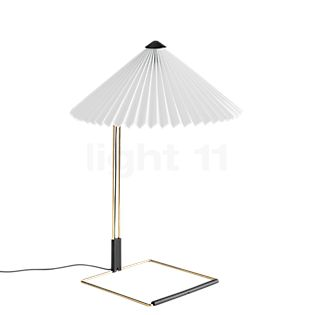 HAY Matin L Lampe de table LED blanc