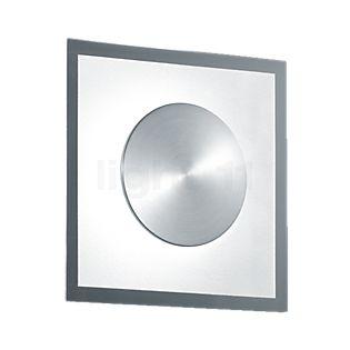 HELESTRA Alide Applique carrée LED nickel