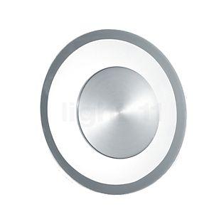 HELESTRA Alide Wandleuchte rund LED Nickel