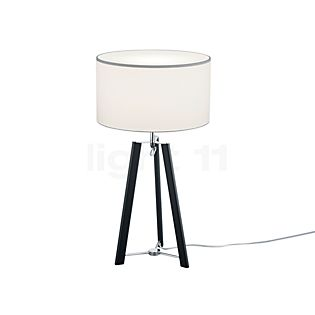 HELESTRA Certo, lámpara de sobremesa blanco