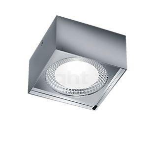 HELESTRA Kari, lámpara de techo LED cromo