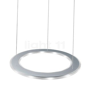 HELESTRA Sima Pendelleuchte rund LED Edelstahl ohne Casambi