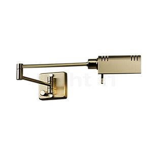 Holtkötter 9870 Wall Light LED brass