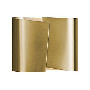 Holtkötter Filia wall light brass matt, large