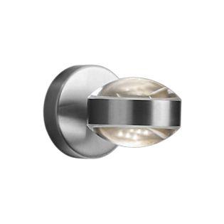 Holtkötter Lence Lampada da parete LED alluminio opaco