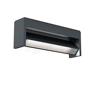 IP44.de Slat One Wand-/Plafondlamp LED antraciet