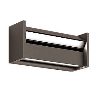 IP44.de Slat Wand-/Deckenleuchte LED cool brown