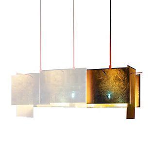 Ingo Maurer 24 Karat Blau M 450 Pendant Light gold