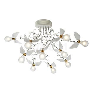 Ingo Maurer Birdie's Nest LED zilver