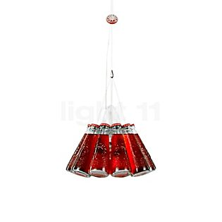 Ingo Maurer Campari Light 155 red