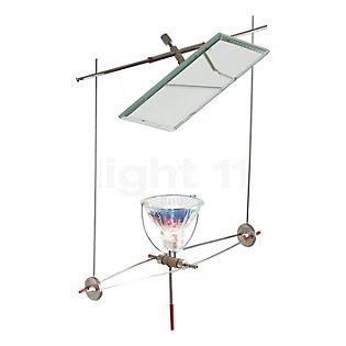 Ingo Maurer YaYaHo Element 2 mit Spiegel Metall