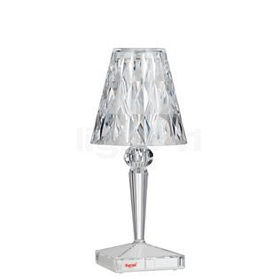 Kartell Battery LED transparent