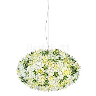 Kartell Bloom Suspension ronde L menthe