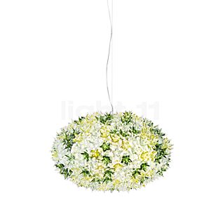 Kartell Bloom Suspension ronde M menthe