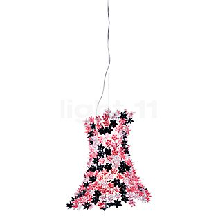 Kartell Bloom, lámpara de suspensión rosa/negro