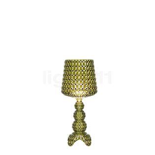 Kartell Kabuki Mini Table Lamp LED green