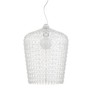 Kartell Kabuki Pendant Light clear