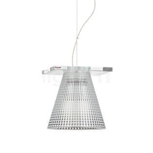 Kartell Light-Air Pendel klar med præget mønster