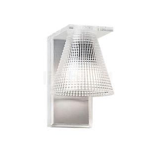 Kartell Light-Air Væglampe rav med præget mønster
