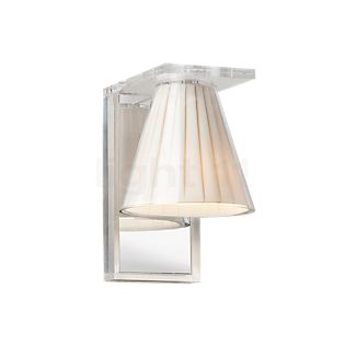 Kartell Light-Air Wandlamp stof beige