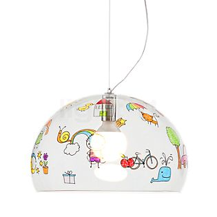 Kartell Medium FL/Y Kids Zeichnung