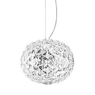 Kartell Planet Suspension LED translucide clair