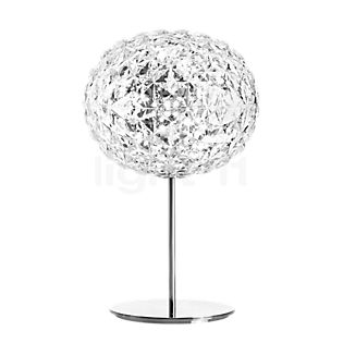Kartell Planet Table lamp LED with base clear