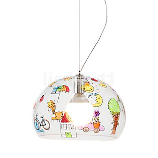 Kartell Small FL/Y Kids Montgolfières