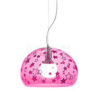 Kartell Small FL/Y Kids pink