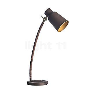 LEDS-C4 Funk Bordlampe brun