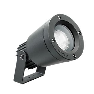 LEDS-C4 Hubble Wall light anthracite
