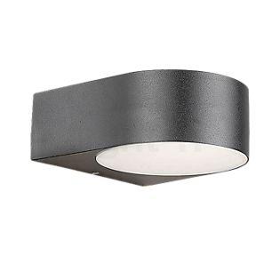 LEDS-C4 Mayor, lámpara de pared redonda negro , artículo en fin de serie